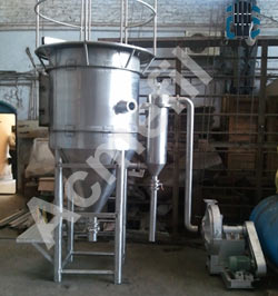Spray Cooling System